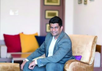 Over A Cappuccino With Vinay Hegde