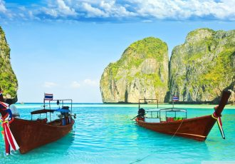Thailand beauty of Sea