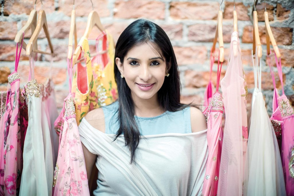 In Conversation With Fashion Designer Anushree Reddy Tulip Magazine